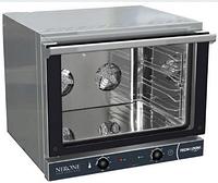 Печь конвекционная Tecnodom FEM04NEGNV (на 4 уровня GN1/1 мм)