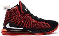"Баскетбольные кроссовки Nike LeBron 17 ""Bred"", фото 1"