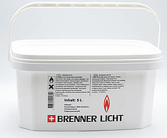 Горючее для мармитов (паста) BRENNER LICHT 5л