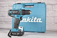ШуруповертMakita 550 DWE 2 аккумулятора/24 V( Шуруповерт Макита 550), фото 4