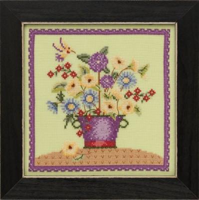 Набор для вышивания Mill Hill Floral Bouquet DM301914