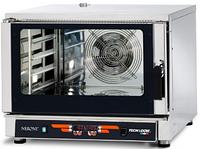 Печь конвекционная Tecnodom FEDL04NEMIDVH2O (на 4 уровня GN1/1 мм или 600х400 мм)