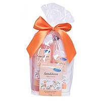 Подарочный набор Kappus Sanddorn (лосьон для тела, мыло туалетное и гель для душа)