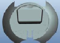 Бічні кришки корпусу KS-14D, фото 2