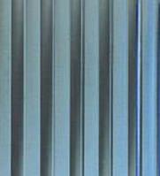 Узорчатое рифленное стекло Флутс бесцветный матовый 4мм