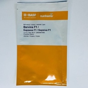 Семена огурца Барвина F1, 500 семян — огурец партенокарпический, Nunhems