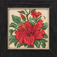Набор для вышивания Mill Hill Hibiscus/Гибискус MH141915