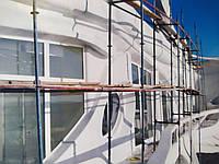 Ремонт фасада частного дома Ивано-Франковськ