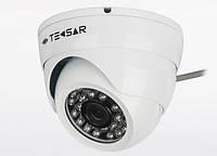 Купольная AHD камера Tecsar AHDD-1M-20F-out
