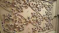 Гіпсова ліпнина художній декор стелі