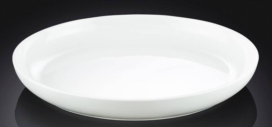 Тарелка фарфоровая десертная Wilmax круглая (19 см), фото 2