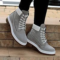Ботинки Etor 2852-5551-404 36 серые, фото 1