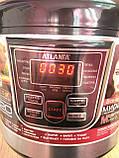 Мультиварка електрична на 6л ATLANFA AT-M07 900Вт, фото 9