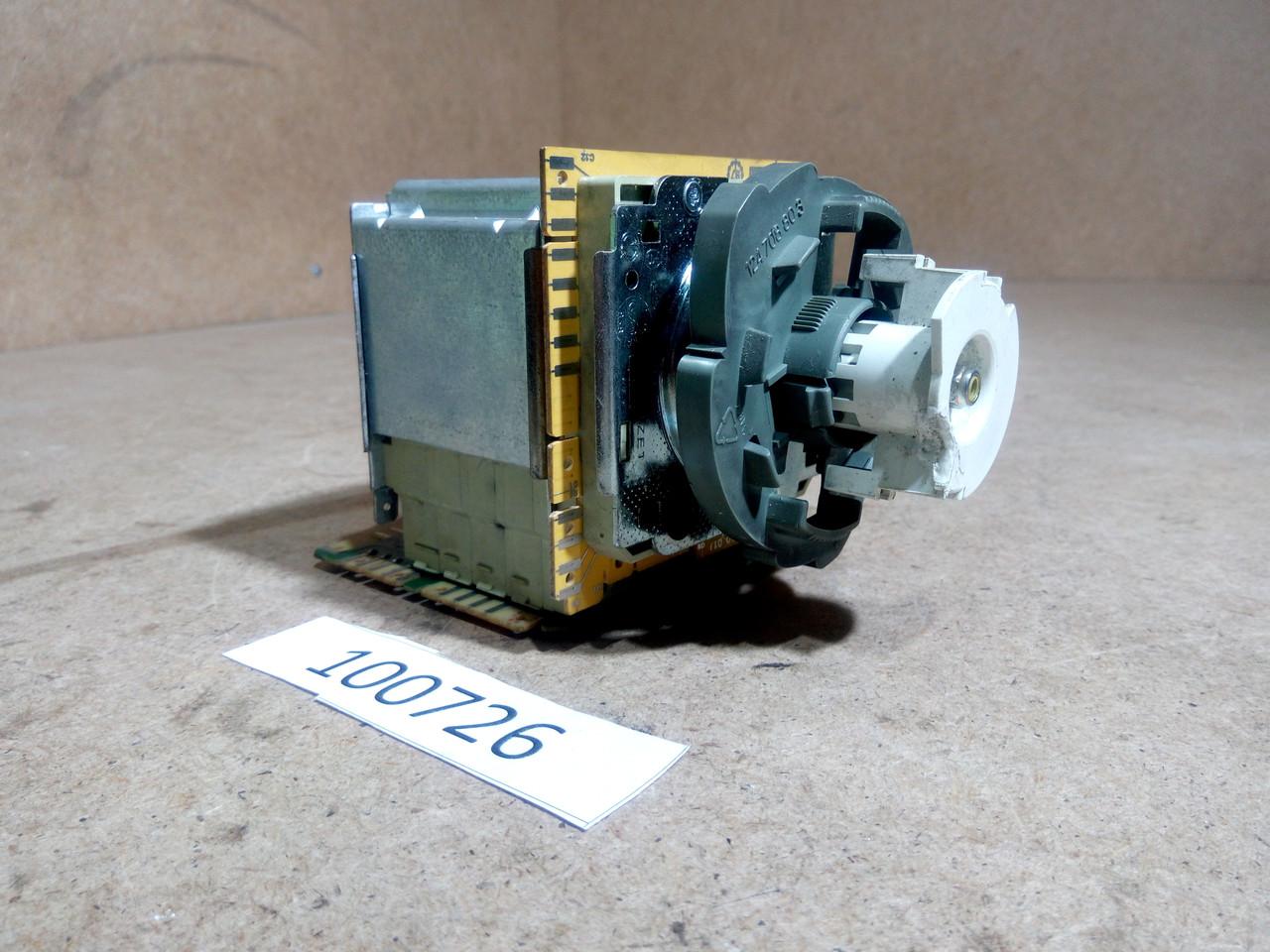 Командоапарат механічний Zanussi FLS1272CH. 124705003 Б/У