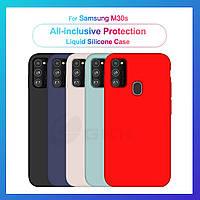 Samsung Galaxy M30s защитный чехол Candy \ захисний чохол