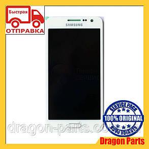 Дисплей Samsung A300 Galaxy A3 с сенсором Белый White оригинал , GH97-16747A, фото 2