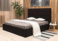 Мягкая двуспальная кровать Скарлет