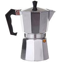 "Гейзерная кофеварка на 6 чашек ""А-Плюс"" 2082"