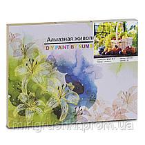 Алмазная мозаика GB 72351 (80637) 40х30, 26 цветов, в коробке
