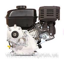 Двигатель бензиновый Weima WM170F-1050 (R) New (7 л.с.,для WM1050, ФАВОРИТ редуктор, шпонка), фото 3