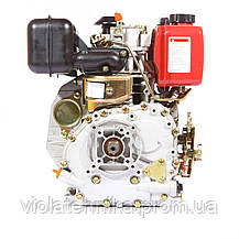 Двигатель дизельный Weima WM178F (вал под шлицы) 6.0 л.с., фото 3