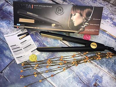 Утюжок выпрямитель для волос  керамические пластины HR-702A