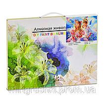 Алмазная мозаика GB 71817 (71604) 40х30, 26 цветов, в коробке