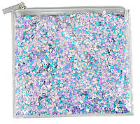 """Косметичка """"Yes"""" №531963 Sequins (22*20)"""
