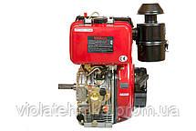 Двигун дизельний WEIMA WM192FЕ (вал під шпонку) 14 л. с., фото 3