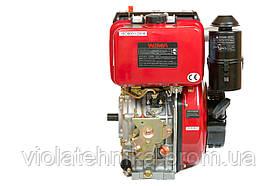 Двигун дизельний Weima WM186FB (вал під шпонку, 9,5 л. с.), фото 3
