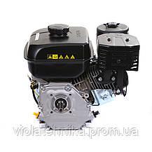 Двигатель бензиновый Weima WM170F-T/20 New (шлицы 20 мм) 7 л.с., фото 3