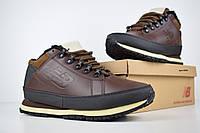 Мужские зимние кроссовки в стиле  New Balance 754 | Топ качество!