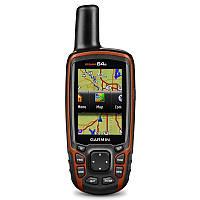 Туристический навигатор, туристичний GPS-навігатор Garmin GPS map 64S
