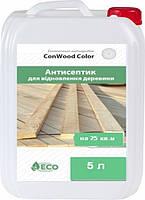 MultiChem Антисептик деревини ConWood Color Premium 5л: цвіль,грибок,жук. З тимчасовим маркуванням., 5 л.
