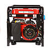 Генератор бензиновый WEIMA WM7000E (7 кВт, 1 фаза, электростартер), фото 3