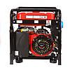 Генератор бензиновый WEIMA WM7000E-3 (7 кВт, 3 фазы, электростартер), фото 2