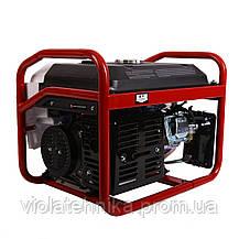 Генератор бензиновый WEIMA WM2500B (2,5 кВт, 1 фаза, ручной старт), фото 3