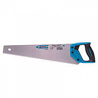 "Ножовка по дереву ""Piranha"", 450 мм, 7-8 TPI, зуб-3D, каленый зуб, Gross"