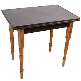"""Раскладной  обеденный стол """"Венге"""""""