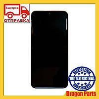 Дисплей Samsung A505 Galaxy A50 2019 с сенсором Черный Black оригинал , GH82-19204A