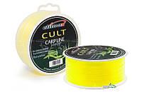 Леска Climax Cult Carpline Z-Sport Fluo-Yellow 0,25мм 1200м