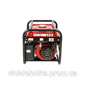 Генератор бензиновый WEIMA WM3200Е (электростартер, 3,2 кВт, 1 фаза), фото 2