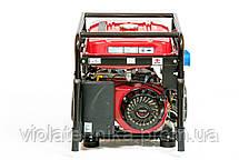 Генератор бензиновый WEIMA WM7000E ATS (7 кВт, 1 фаза, электростартер, автоматика), фото 3