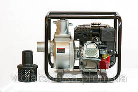 Мотопомпа бензиновая WEIMA WMQGZ80-30 (80 мм, 60 куб.м/час), фото 2