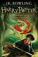 Harry Potter and the Chamber of Secrets. Гарри Поттер на английском. Джоан Роулинг 353550, КОД: 921409