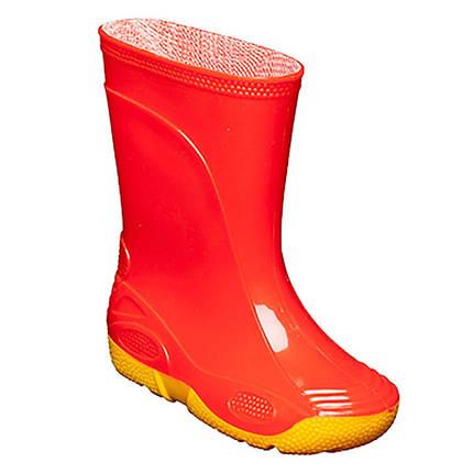 Резиновые сапоги OLDCOM Vivid красные, фото 2