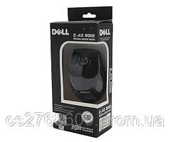 Компютерна мишка безпровідна DELL чорний