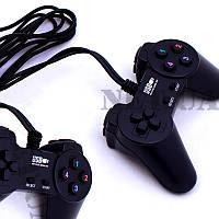 Набор из двух джойстиков Dualshock Joypads USB-7012