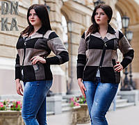 Курточка женская БАТАЛ 82,1дг