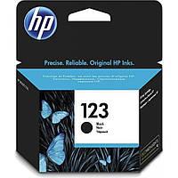 Картридж HP DJ No.123 Black, DJ2130 (F6V17AE)